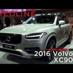 2016 Volvo XC90 – Redline: First Look – 2014 Los Angeles Auto Show