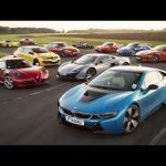 Britain's Best Driver's Car 2014 – Porsche 911 GT3, Ferrari 458 Speciale, Ariel Atom 3.5R