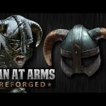 Dragonborn's Iron Helmet (Skyrim) – MAN AT ARMS: REFORGED