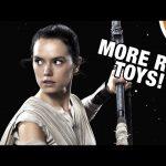 Finally More Rey STAR WARS Toys! (Nerdist News w/ Jessica Chobot)