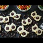 Halloween Recipes – How to Make Hoot Owl Cookies