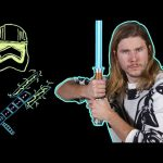 How TR-8R's Lightsaber-Blocking Baton Works (Because Science w/ Kyle Hill)