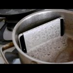iPhone 5 Dissolves in a Sodium Hydroxide Test – Will it Survive?