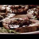 Lamb Recipes – How to Make Stuffed Leg of Lamb with Balsamic Fig Basil Sauce
