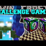 Minecraft: BOB CHALLENGE GAMES – Lucky Block Mod – Modded Mini-Game