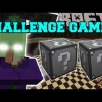 Minecraft: MOB STACK CHALLENGE GAMES – Lucky Block Mod – Modded Mini-Game