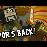 Minecraft Story Mode – IVOR'S BACK?! – A BLOCK AND A HARD PLACE! – Episode 4 [#1]