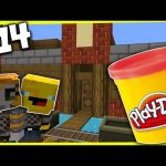 Minecraft – TIME TRAVELLERS! – STAMPY EATS PLAY-DOH! #14 W/Stampy & Ash!