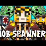Minecraft – TIME TRAVELLERS! – STAMPY'S MOB SPAWNER! #4 W/Stamps & Ash!