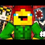 Minecraft – TIME TRAVELLERS! – THE DERPY ELF! #3 W/Stamps & Ash!