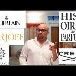 My Top 5 Favorite Niche Perfumes 2015 (Xerjoff, Histoires De Parfum, Creed, Guerlain, Amouage