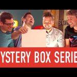 Mystery Box Challenge Intro #Spon