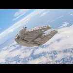 Naomi attempts to Pilot Star Wars Vehicles in GTA 5 – IGN Plays Live
