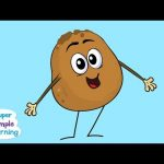 One Potato, Two Potatoes | Super Simple Songs