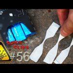 QC#56 – Gum Wrapper Fire Starter
