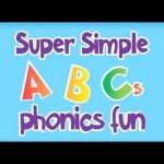 Super Simple ABCs Phonics Song: A – I