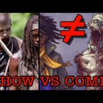 The Walking Dead (Season 3) – What's the Difference?