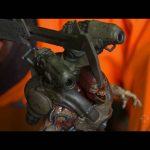 Watch an Artist Carve a Revenant from Doom… With a Chainsaw