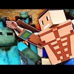 Minecraft John Cena