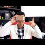 شاهد الافلام وشغل العابك عن طريق تقنية الــ 3Dعلى هاتفك بإستعمال نظارات كرتونية