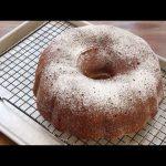 Cake Recipes – How to Make  Cream Cheese Poundcake