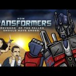 How Transformers: Revenge of the Fallen Should Have Ended