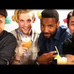"""Men Taste Test """"Girly Drinks"""""""