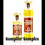 Samplin' Samples: Wazamba by Parfum D'Empire (2009)