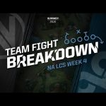 Team Fight Breakdown with Jatt: NV vs C9 (2016 NA LCS Summer Week 4)