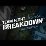 Team Fight Breakdown with Jatt: NV vs C9 (2016 NA LCS Summer Week 4)