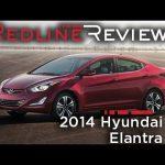 2014 Hyundai Elantra – 2013 Los Angeles Auto Show