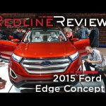2015 Ford Edge Concept – 2013 Los Angeles Auto Show