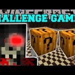 Minecraft: GRIM REAPER CHALLENGE GAMES – Lucky Block Mod – Modded Mini-Game