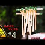 QC#4 – Matchstick Balancing Trick