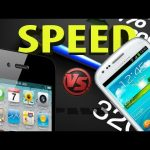 Samsung Galaxy S3 Mini VS iPhone 4S – Part 4/8 Speed Specs Gaming