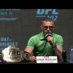 UFC 202: Diaz vs McGregor 2 – Press Conference Highlights