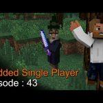 Minecraft MSP Episode 43 – ماين كرافت موديد سنقل بلاير الحلقة 43