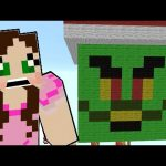 Minecraft: THE GRINCH'S CRAZY TRAP! – Christmas Trolling – Custom Map [5]