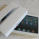 NEW iPad Mini White Unboxing (HD 2012)