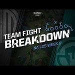 Team Fight Breakdown with Jatt: TSM vs IMT (2016 NA LCS Summer Week 9)