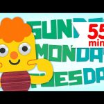 Days Of The Week + More   Nursery Rhymes Collection   Super Simple Songs