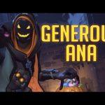 GENEROUS ANA – Overwatch