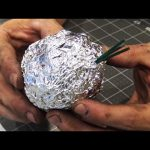 "Giant ""Crackle Ball"" Experiment"
