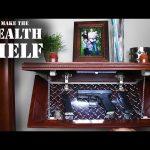 How To Make the Stealth Shelf! (Homemade Concealment Shelf)