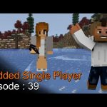 Minecraft MSP Episode 39 – ماين كرافت موديد سنقل بلاير الحلقة 39