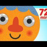 Walking Walking + More | Nursery Rhymes & Kids Songs | Super Simple Songs