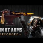 Warhammer 40K Chainsword – MAN AT ARMS: REFORGED
