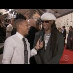 2016 GRAMMY Awards – Nile Rodgers On The Red Carpet