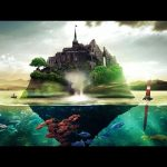 Book Island – Speed art (#Photoshop) | CreativeStation