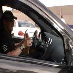 Hasan Kutbi Testing Mercedes Benz Brand Experience 2 Jeddah 17